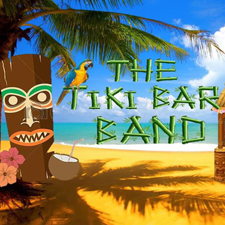 picture of logo for The Tiki Bar Band