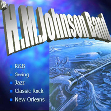 picture of logo for HM Johnson Band