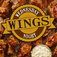 Wednesday Wing Night
