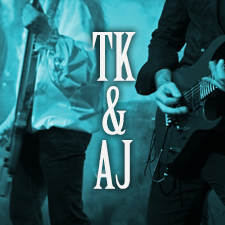 picture of logo for TK & AJ